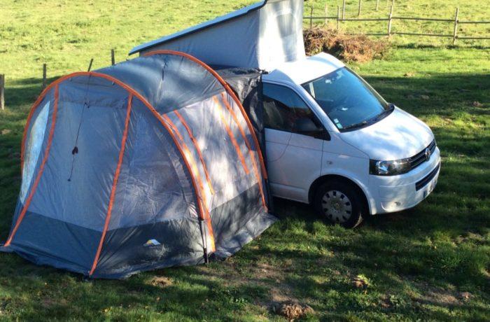 Aménagement de voiture et fourgon en camping car