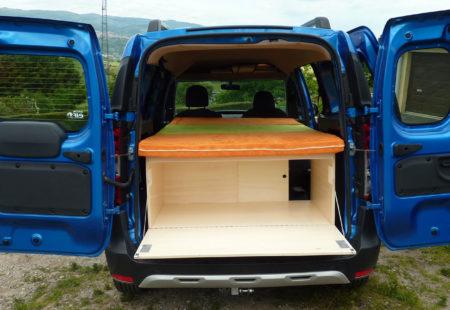 Modèle Voyageur - Dacia Dokker - Campinbox