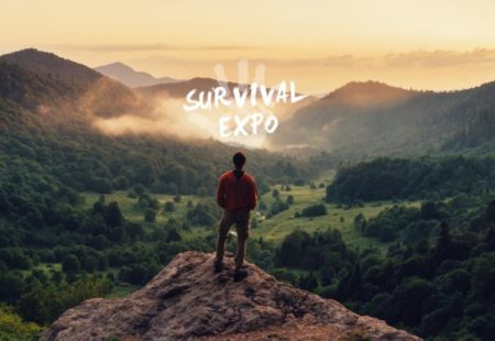 Campinbox au salon du survivalisme 2019
