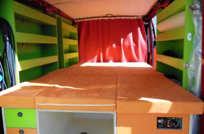 campinbox-aménagement sur-mesure citroen jumpy